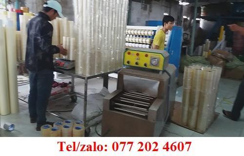 Xưởng Sản Xuất Các Loại Băng Keo Đóng Thùng( Trong Vàng Đục Vàng Chanh, Màu)
